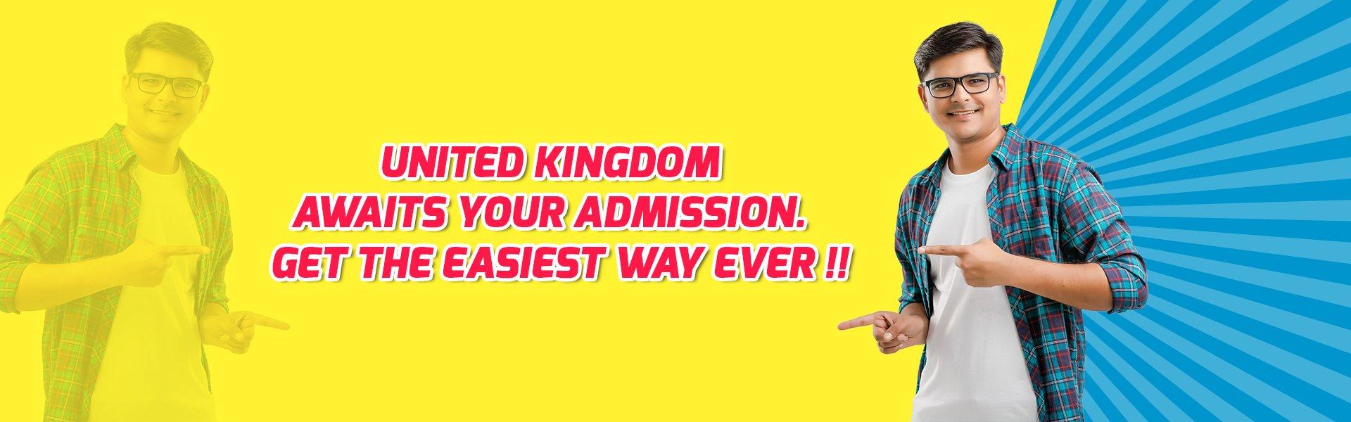 UK University Admission Specialists Agency 1