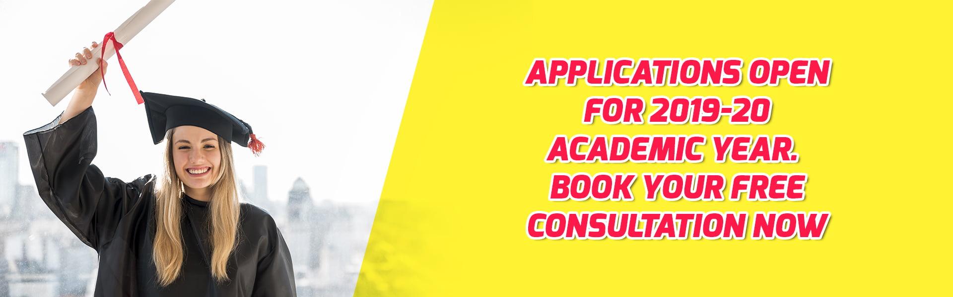 UK University Admission Specialists Agency 2